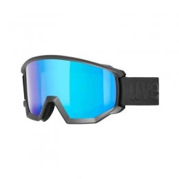 МАСКА UVEX ATHLETIC CV BLACK M SL BLUE-GREEN