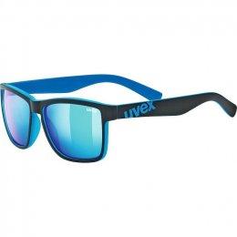 ОЧИЛА UVEX LGL 39 BLACK MAT BLUE BLUE