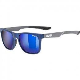 ОЧИЛА UVEX LGL 42 BLUE GREY MAT MIRBLUE