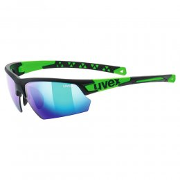 ОЧИЛА UVEX SPORTSTYLE 224 BLACK GREEN