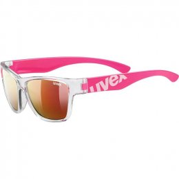 ОЧИЛА UVEX SPORTSTYLE 508 CLEAR PINK RED