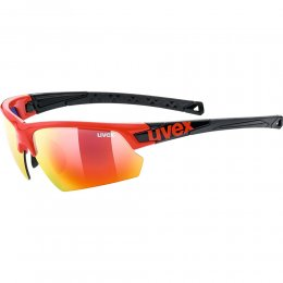 ОЧИЛА UVEX SPORTSTYLE 224 BLACK RED