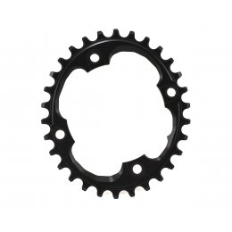 ПЛОЧА AB OVAL SRAM 94BCD NW BLK 30T