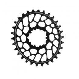 ПЛОЧА AB OVAL SRAM DM BB30 NW BLK 0 OFF 30T