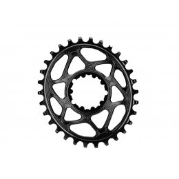 ПЛОЧА AB OVAL SRAM DM 148 BLK 3 OFF 30T