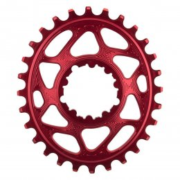 ПЛОЧА AB OVAL SRAM DM GXP NW RED 6 OFF 28T