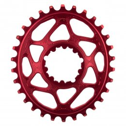 ПЛОЧА AB OVAL SRAM DM GXP NW RED 6 OFF 30T