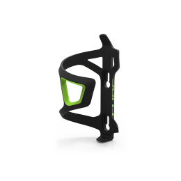 КОШНИЧКА ЗА БИДОНЧЕ CUBE HPP SIDE BLACK GREEN