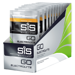 НАПИТКА НА ПРАХ SIS GO ELECTROLYTE TROPICAL 40G