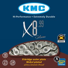 ВЕРИГА KMC X8.99 8S 116L