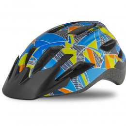 КАСКА SPECIALIZED SHUFFLE LED NEON BLU RAZZLE CHLD