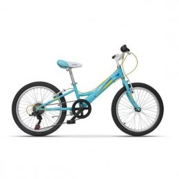 ВЕЛОСИПЕД 20 ULTRA LARISA STEEL GIRL 6 SPD