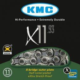 ВЕРИГА KMC X11.93 11S 114L
