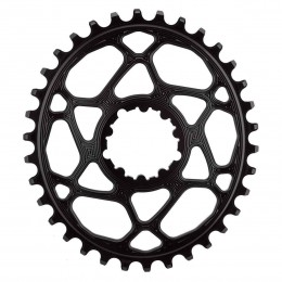 ПЛОЧА AB OVAL SRAM DM GXP NW BLK 6 OFF 34T