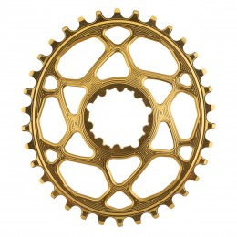 ПЛОЧА AB OVAL SRAM DM GXP NW GLD 6 OFF 34T