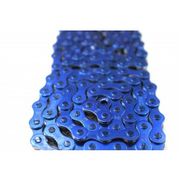 ВЕРИГА KMC S1 1S 112L BLUE