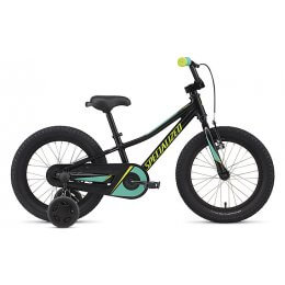 ВЕЛОСИПЕД 16 SPECIALIZED RIPROCK CSTR BLK GRN HYP