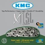 ВЕРИГА KMC X11SL 11S 114L