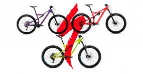 Specialized 2018: три байка, които са еталон при АМ/ендуро велосипедите