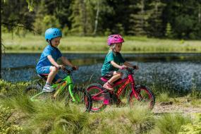 Съвети как да изберем детски велосипед