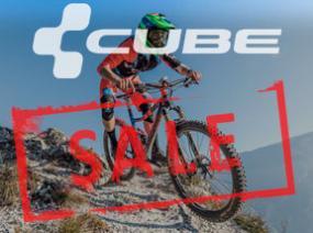 Голямо намаление на велосипеди CUBE 2018
