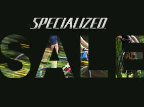 Специални цени на избрани модели Specialized