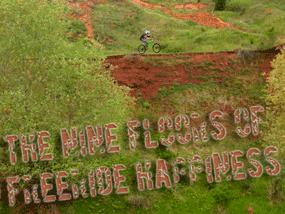 The Nine Floors Of Freeride Happiness (ВИДЕО)