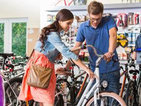 Bike Center наема управители на магазини, търговци и механици