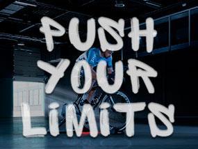 Състезавай се и спечели с TACX Push your limits