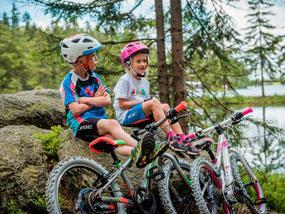 Намаление на всички детски велосипеди по случай 1-ви Юни в Bike Center от 30 Май до 3 Юни
