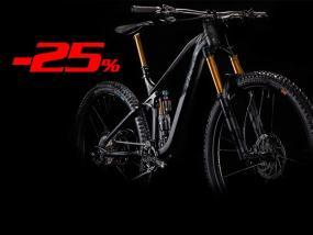-25% на колела и -50% на всички дрехи в Bike Center на Симеоновско шосе №120