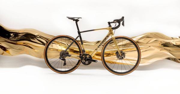 Уникалният Specialized Roubaix на Петер Саган