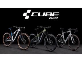 Cube представи моделите си за новия сезон 2022