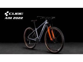 Гамата велосипеди Cube Aim с фейслифт за сезон 2022