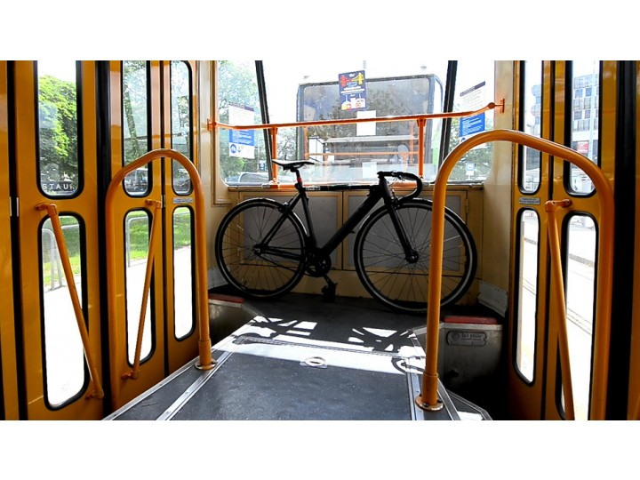 Велосипедите ще се возят безплатно в градския транспорт на София