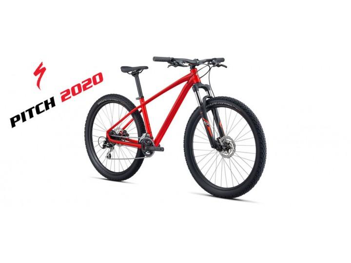 Specialized Pitch 2020 - стил в XC колелата от начален клас