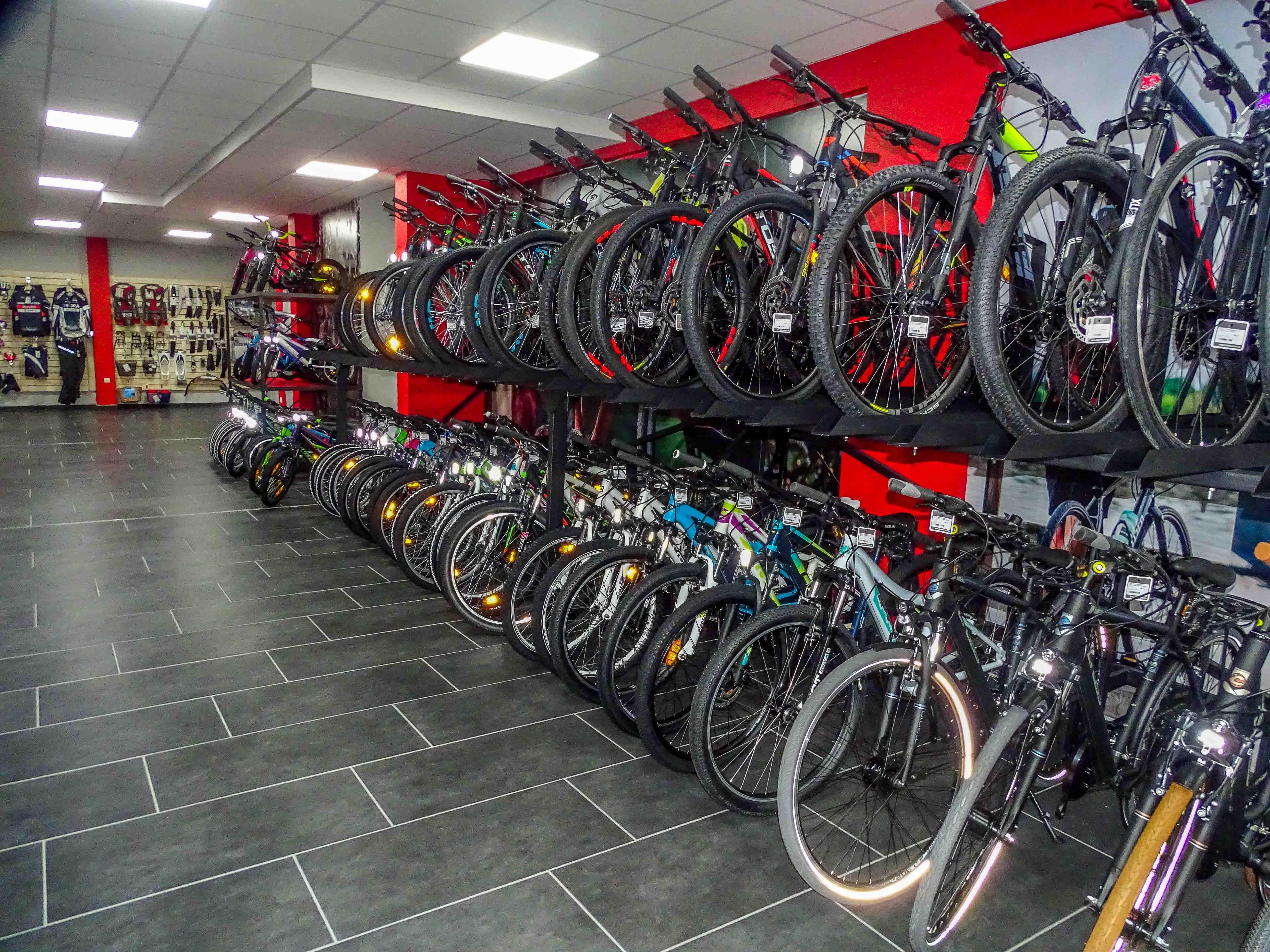 Bike Center Stara Zagora bikes