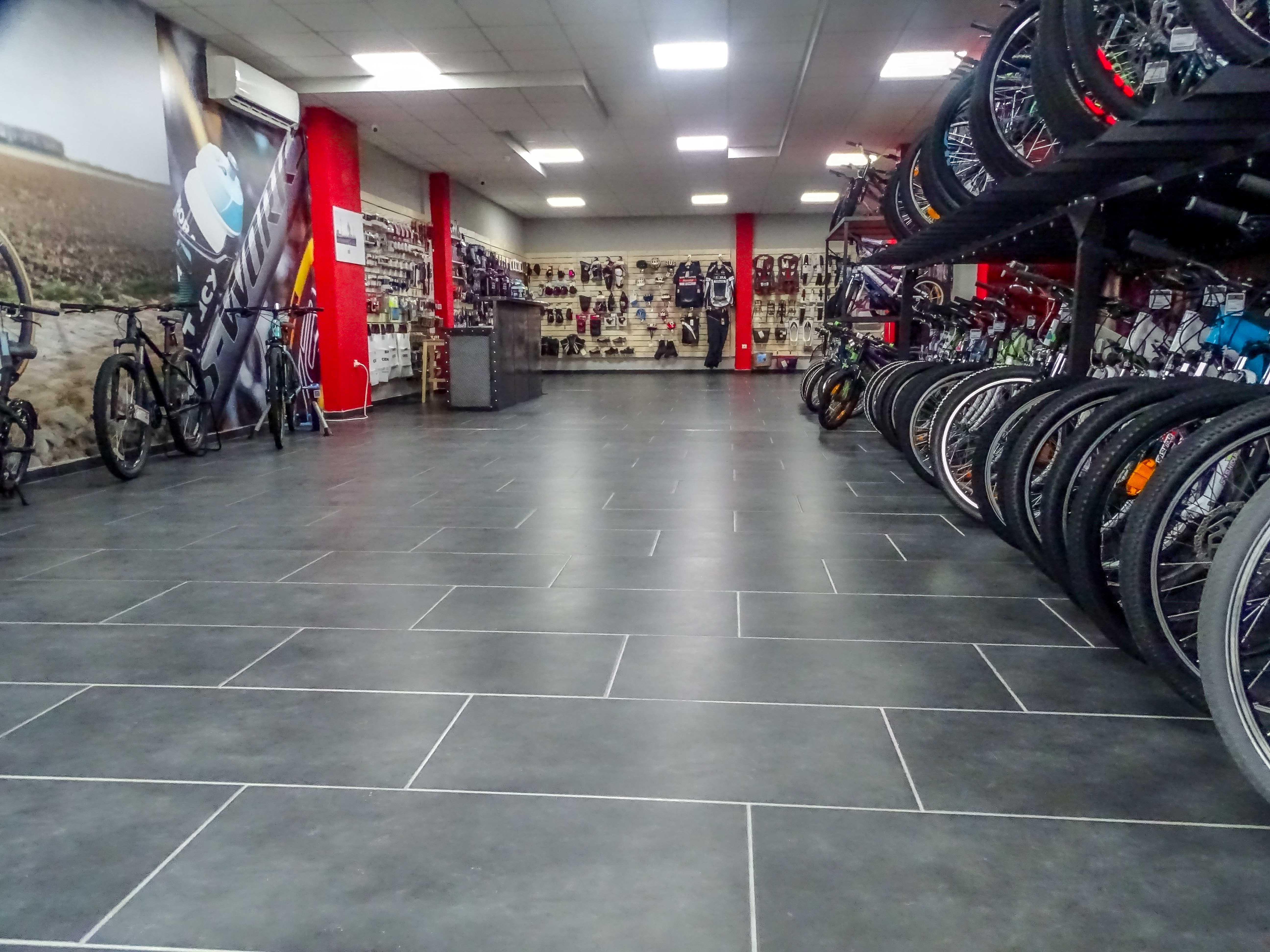 Bike Center Stara Zagora shop