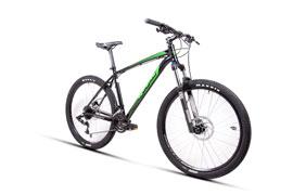Велосипед RAM HT1 в зелен цвят
