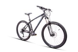 Велосипед RAM HT1 в черен цвят