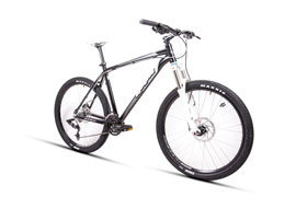 Велосипед RAM HT1 в сив цвят