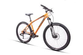 Велосипед RAM HT1 в оранжев цвят