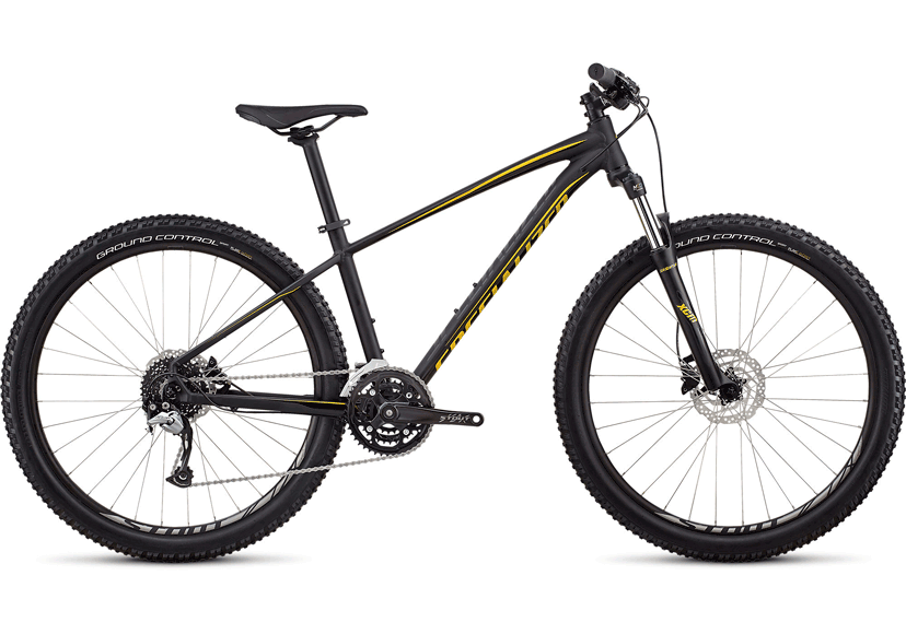 Велосипед Specialized Pitch 27.5 Comp в черен цвят
