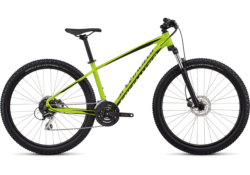 Велосипед Specialized Pitch 27.5 Sport в зелен цвят
