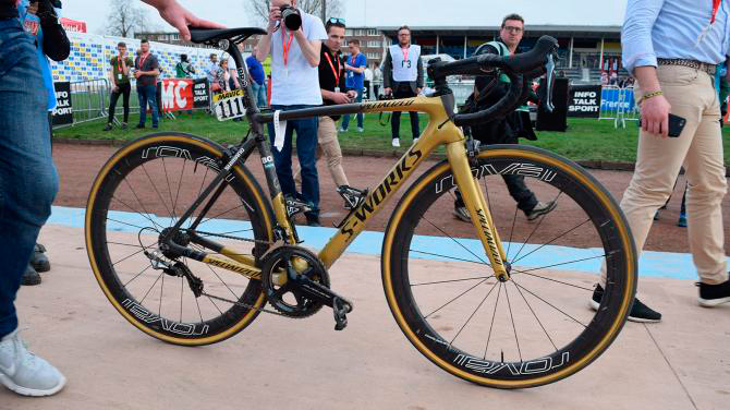 Specialized Roubaix Peter Sagan