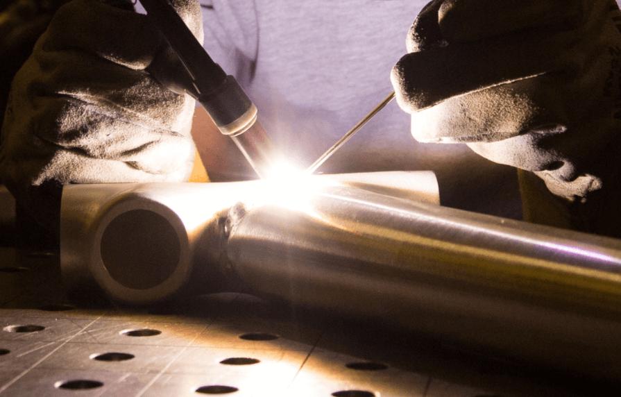 Заваряване на алуминиева рамка Specialized с използване на D'Aluisio Smartweld технология