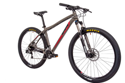 Велосипед RAM HT2 в кафяв цвят