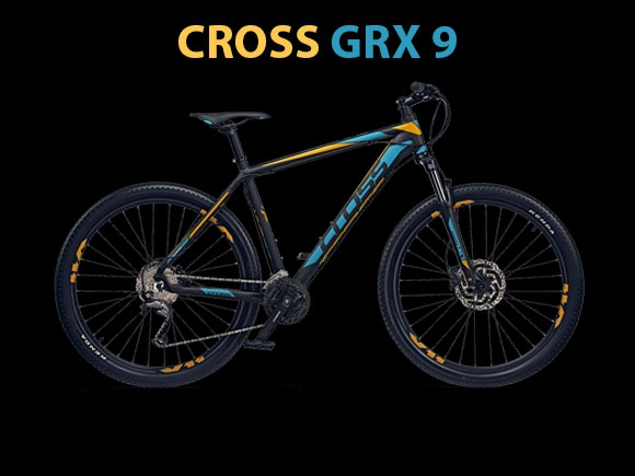 Cross GRX 9 с промо цена