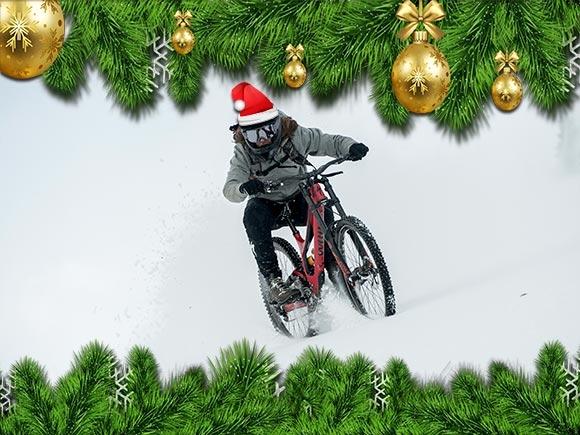 Коледни намаления в Bike Center